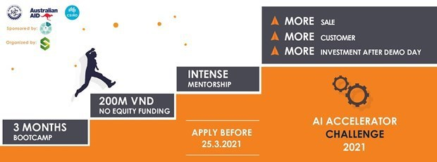 2021年人工智能加速器挑战赛报名申请时间将于3月25日0时结束 hinh anh 1