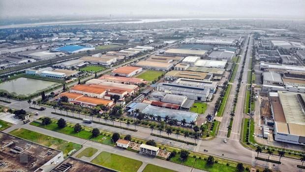 越南三个工业区基础设施投建主张获批 hinh anh 1