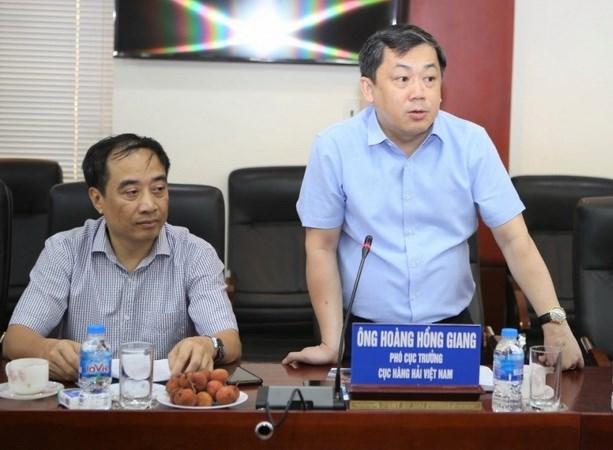 越南海事局成立集装箱运费检查工作组 hinh anh 1