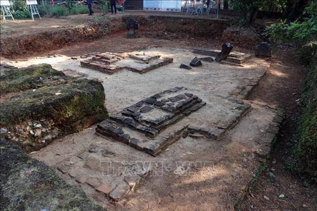 岘港市保护和弘扬丰丽占考古遗址 hinh anh 1