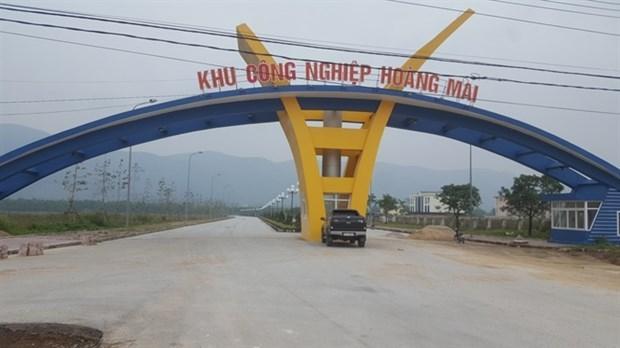 越南三个工业园区投资主张获批 hinh anh 1