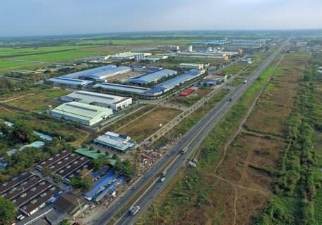 永隆省开展2021~2030年可持续生产与销售 hinh anh 1
