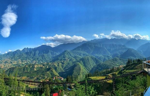 CNN评出值得一游的越南十佳旅游目的地 hinh anh 1