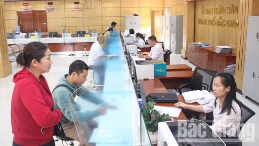 北江省:采用切实有效措施推进行政审批制度改革 hinh anh 2