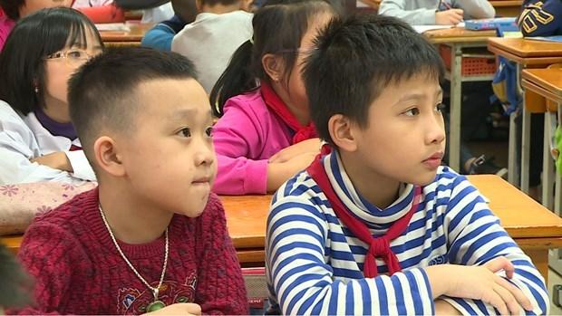 越南将试点把韩语和德语列入小初高中教育课程 hinh anh 1