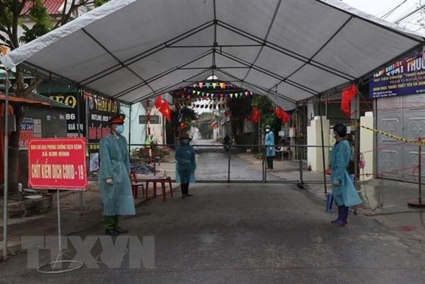 3月4日下午越南新增6例新冠肺炎确诊病例 新增治愈出院病例22例 hinh anh 1