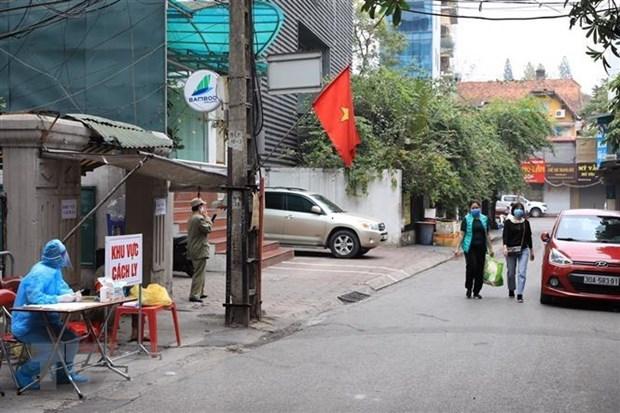 5日下午越南新增6例境外输入病例 其中一例为中国籍专家 hinh anh 1
