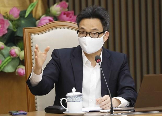 新冠肺炎疫情:越南力争把握国产疫苗供应保障主动权 hinh anh 1