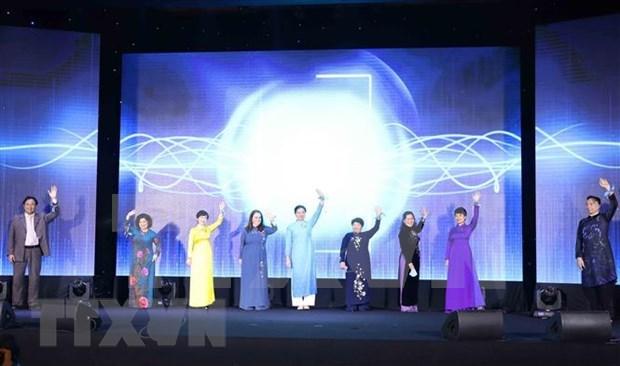 """庆祝三八国际妇女节 越南启动""""为妇女笑容""""计划 hinh anh 2"""