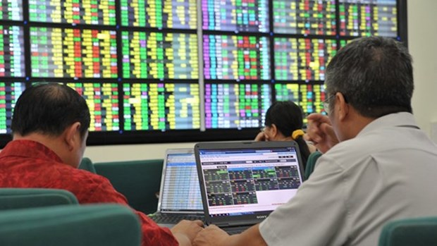 2月份股指期货VN30合约成交量环比增长近16% hinh anh 1