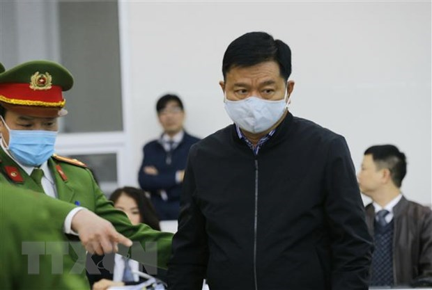 富寿省乙醇案件:32名辩护律师为12名被告人进行辩护 hinh anh 1