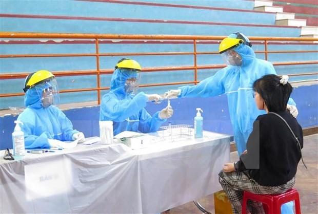 3月7日下午越南新增3例新冠肺炎确诊病例 2例输入性病例入境之后已接受隔离 hinh anh 1