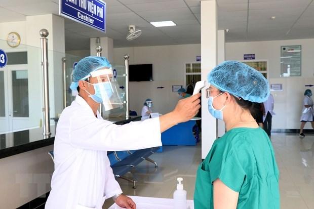 3月9日下午越南新增2例新冠肺炎确诊病例 新增治愈出院病例84例 hinh anh 1