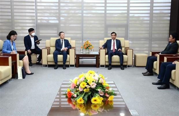 越韩文化节将有助于促进两国文化、投资、旅游等领域的交流与合作 hinh anh 1