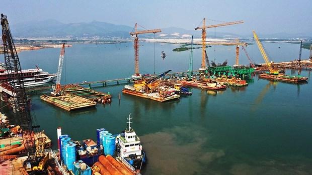 越南北部重点经济区努力恢复增长势头:决心实现更高的增长 hinh anh 1