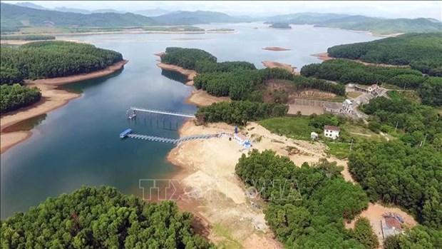 国家水资源规划致力于经济和社会的发展 hinh anh 1