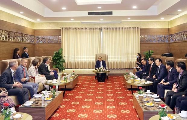 各国际组织承诺继续与越南在应对气候变化问题上加强合作 hinh anh 1