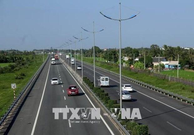 越南交通运输部提出到2050年建成高速公路里程达9000余公里 hinh anh 1