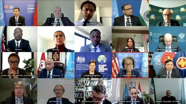 联合国安理会呼吁国际社会保护冲突中的宗教团体和社区 hinh anh 1