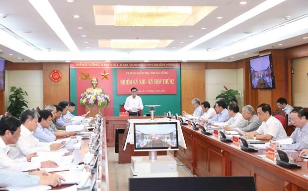 建议给予原胡志明市市委常务副书记必成刚开除党籍处分 hinh anh 1
