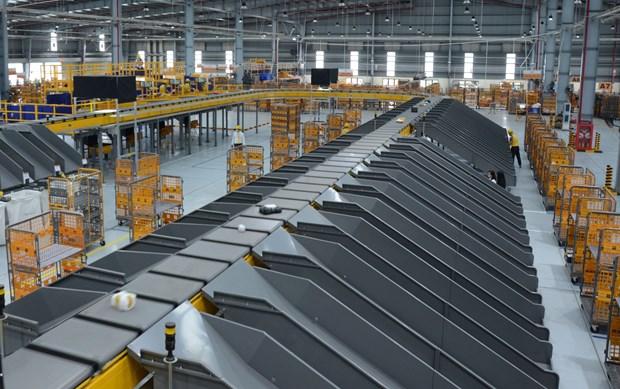 加强科技应用提高邮政服务质量 hinh anh 1