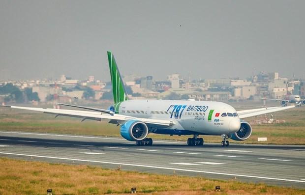 越竹在全球航空业低迷的背景下创下业绩奇迹 hinh anh 1