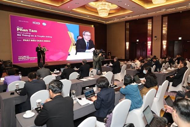 越南通过5G和宽带设施加快数字化转型步伐 hinh anh 2