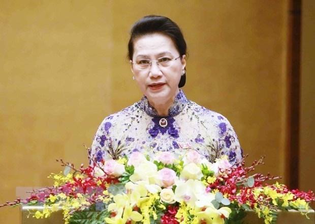 越南14届国会:为业已取得的成果而自豪 hinh anh 1