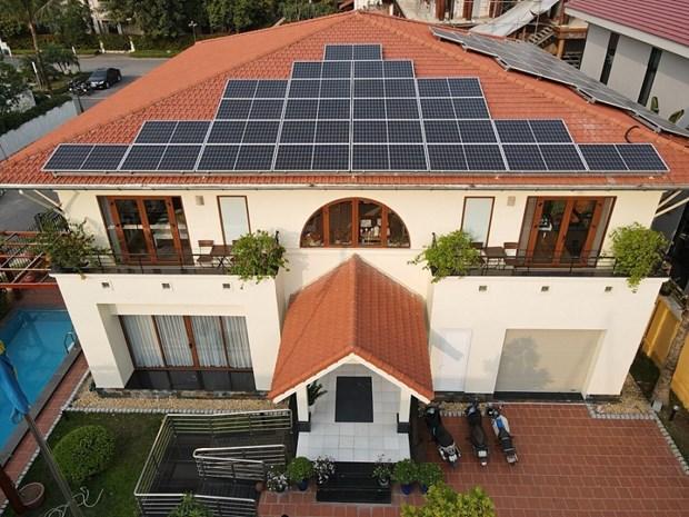 越南与瑞典着力加大可再生能源合作力度 hinh anh 2