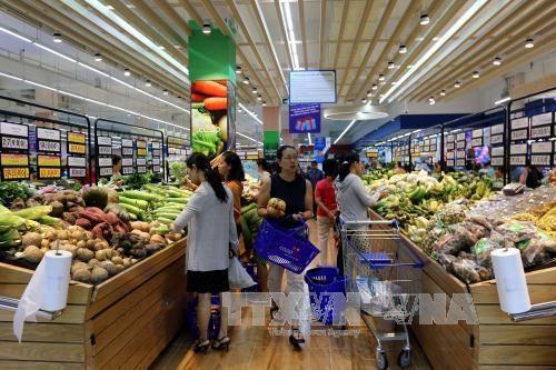 2021年第一季度胡志明市消费品零售总额同比增长6.2% hinh anh 1