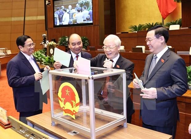 俄罗斯专家相信越南新一届领导班子将引领越南走向成功 hinh anh 1