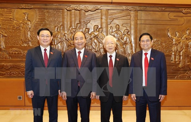 俄罗斯学者及媒体对越南新领导班子充满期待 hinh anh 1