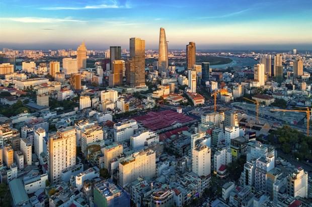 胡志明市今年前3个月侨汇收入达14.5亿美元 hinh anh 1