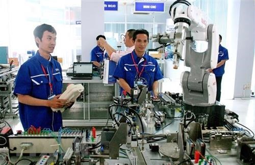2021年第一季度胡志明市劳动力需求量增长13.14% hinh anh 1