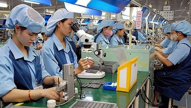 越南从CPTPP吸引近213亿美元FDI资金 hinh anh 1