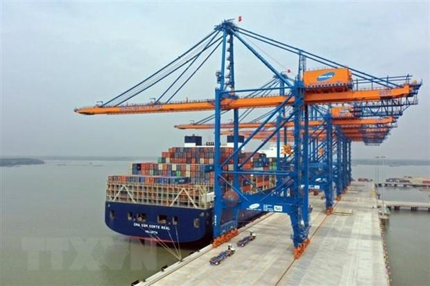 越南5个省市新增8个海港投入运行 hinh anh 1