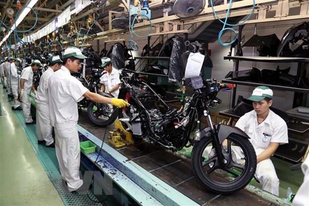 3月本田(越南)公司摩托车和汽车销量分别环比增长17%和94%以上 hinh anh 1