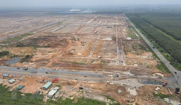 2021年6月底同奈省将全面完成龙城机场征地拆迁工作 hinh anh 1