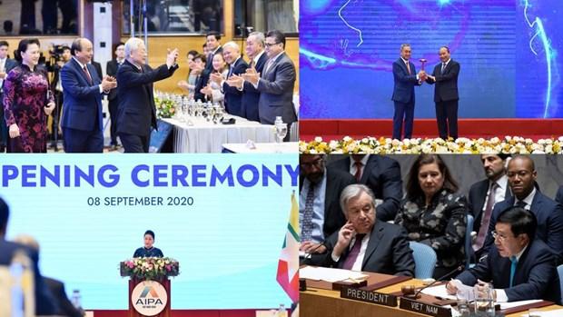 新任外交部长裴青山提出越南外交的四大优先事项 hinh anh 3