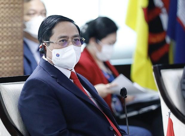 外交部副部长阮国勇:越南是东盟的担当者、奉献者 hinh anh 1