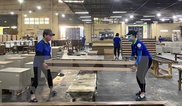 越南木材业肯定在世界上的新地位 hinh anh 1