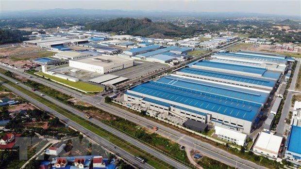 巴地头顿省拟新建8个工业区 hinh anh 2