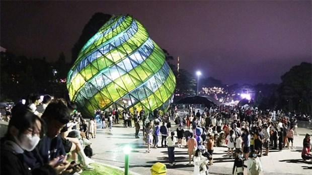 4•30和5•1假期大叻市接待游客量达近14.5万人次 hinh anh 1