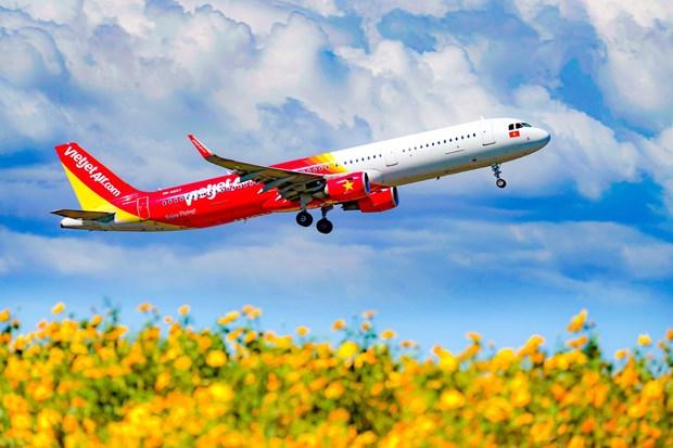 越捷航空成为2020年保持所有主营业务且有利润的少数航空公司之一 hinh anh 2