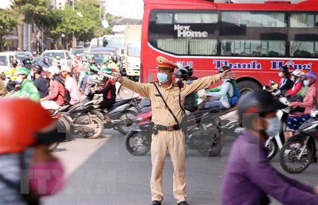 4·30和5·1假期 全国交通事故111起 58人死亡 hinh anh 1