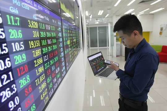 越南证券公司制定大幅增长计划 hinh anh 1