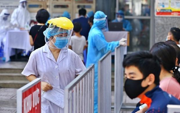 北宁省新增9例新冠肺炎确诊病例 均与中央热带疾病医院有关 hinh anh 1