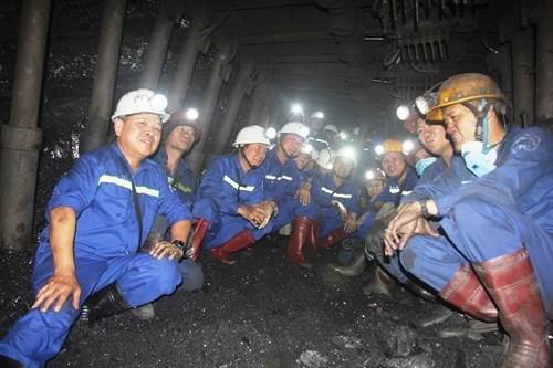 矿工文化——价值及融入时期的方向 hinh anh 1