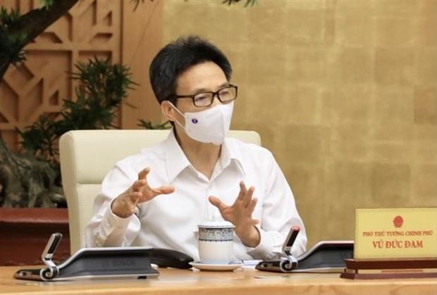 政府总理范明政:目前最重要的目标是确保社会安全和守护好群众的健康 hinh anh 3