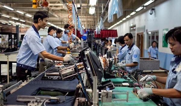 河内工业生产指数再次强劲增长 hinh anh 1